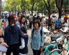 鼓楼区龙江地铁口临街门面,人流量密集,餐饮执照齐全,租金低