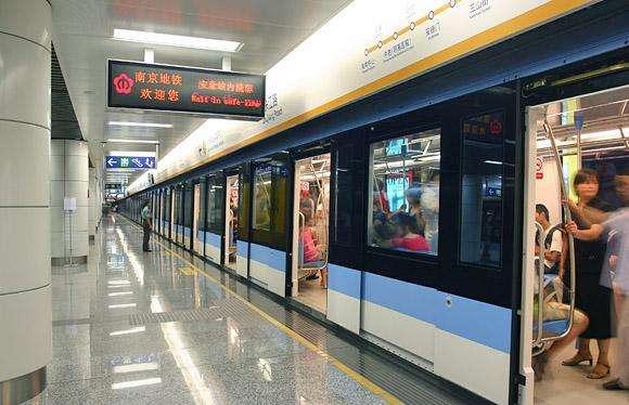 南京在全国城市轨道交通排行榜中排第四