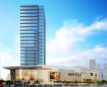 (出租)鼓楼中海大厦主城区高端品质商务楼 中海地产自持招商