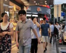 (转让)新街口 南京火地段十字路口奶茶铺 面积40平 人流不断