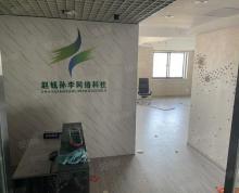 (出租)江宁万达双开玻璃大门100平方简装出租 行业不限高楼层环境好