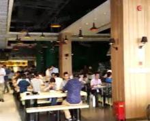 (出租)浦口区2万人办公区底商白领集中地甲方招快餐面食混沌主食不限