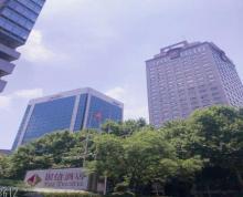 (出租)长江贸易大厦90平179平300平新街口德基广场旁 纯写