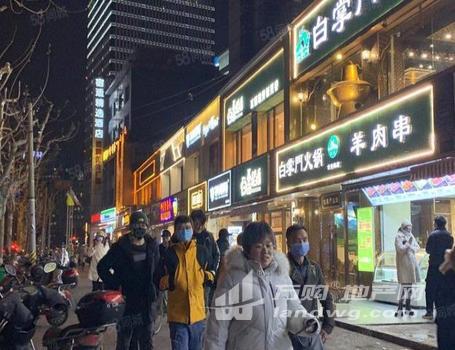 (出租)镀金奶茶!栖霞!仙林大学城路口拐角双展示面奶茶神铺出租!