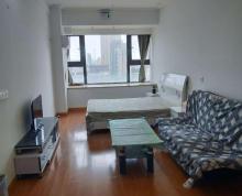 (出租)出租开发区吾悦公寓,一室一厅一厨一卫