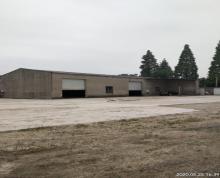 (出租)厂房土地独门独院禄口成功400平方5亩场地出租