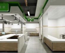 (出租)百家湖生鲜超市 2000平米 精装 即将开业 2公里15万人