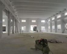 (出租)新建独栋单层厂房 2800平 层高12米 行车10吨 交通好