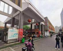 文鼎广场可餐饮旺铺 7米挑高年租14万 紧邻小吃街人流量大