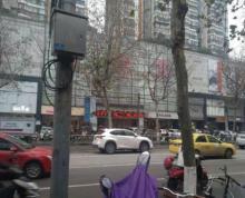 秦淮区,白下路工人文化宫旁沿街门面出租,适合各类餐饮小吃!!