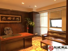 凤凰文化广场 豪华装修 地铁零距离 全套家具 有钥匙 拎包办公