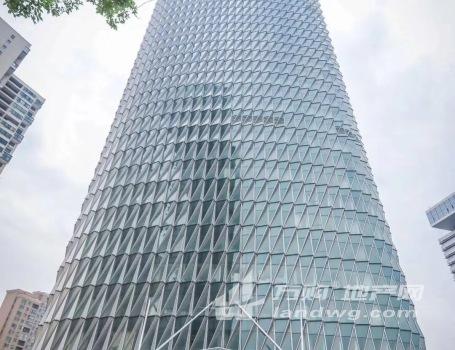 明发金融中心 江浦地标楼宇 名企扎堆地 10号线地铁口200米 周边配套完善 精装修交付