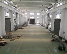 (出租)出租新北汤庄10吨行车厂房独栋1400平米层高15米