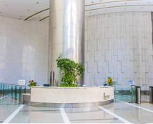 (新百南京中心大厦)新街口核心区 正对电梯口 精装送家具 豪华大门头