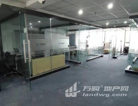(出租)朱方大厦320平精装有办公用品10000元附图