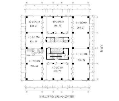 (非中介)软件谷政府园区 租金低 平层宽敞办公 超长免租期 政策扶持 配套齐全