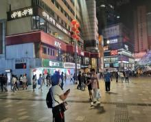 (出租)张府园地铁口 中山南路旺铺 可轻餐饮 零售 奶茶 小吃类