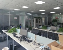 江宁百家湖地铁口 新城发展中心 精装修 双面采光 氛围好
