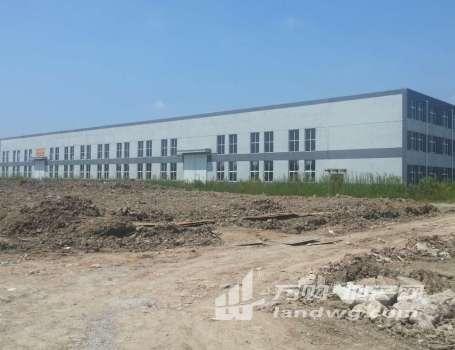 出租,出售~钢结构厂房及办公楼4200平方,土地面积16亩~