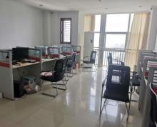(出租)湖塘世贸中心北侧(誉天大厦)精装复式写字楼 带全套办公家具