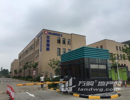 南京溧水东 宁杭高速出口 独立产权 标准厂房 多种面积可搭配