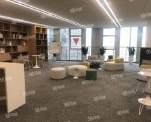 (出租)万达边上 金融中心高端写字楼860平米精装修大落地窗