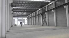 V殷巷地铁站旁独栋单层7000平高10米左右有4亩空场地 可以架行车