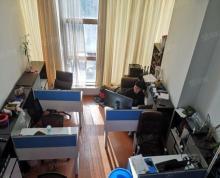 (出租)实图地铁口 世茂广场H幢65平平层写字楼出租 落地窗