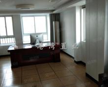 (出租)平陵大厦精装办公室120平方 三面带窗 空调办公家具带内卫