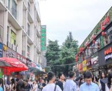 南京林业大学美食一条街(客流巨大适合小吃生意)