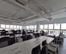 (出租)全套家具大门头 百十余工位 研发软件企业 新城科技园速来