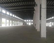 (出租) 单层厂房8400平米,可分租1000