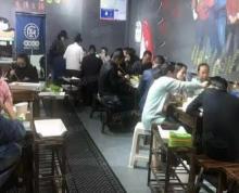 (转让)生意稳定!海陵区育才路120平餐馆转让