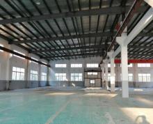(出租) 出租高淳经开区 2000平单层已装行车厂房400平精装办公室