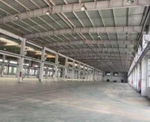 (出租)金牛湖3万平厂房,货车半挂可以进出,可以分租