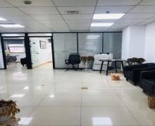 (出租)珠江路地铁口长江贸易大厦137平三室一厅家具全留随时可看