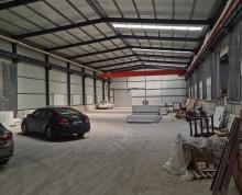 江宁区淳化街道钢结构厂房带5吨行吊有办公住宿可分租