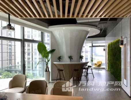(出租)景枫中心带家具含物业费 近诚基东恒国际新城发展中心胜太路同曦