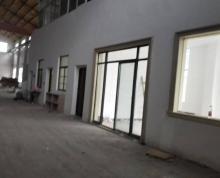 (出租) 沙溪通港西路边上2000平方独栋单层标准厂房出租