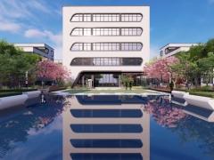 近江北大道 花园式厂房 框架结构 工业性质 50年独立产权 证件齐全 出售