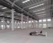 六合开发区新建单层厂房出租层高10米