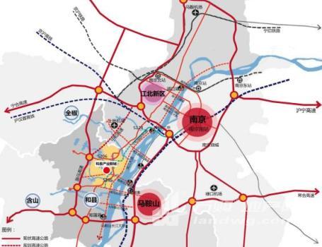高淳经济开发区,和县经济开发区(厂房,土地资源)对外招商
