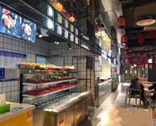 (转让)市中心中央百大美食城档口店铺转让