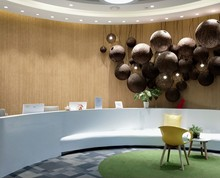 凤凰国际大厦 新模范马路地铁 共享办公 环境优雅 边享受生活边工作