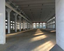 (出租) 新北区龙虎塘13000方标准机械车间出租可分租