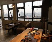 (出租)双子星写字楼复式两层120平米精装景观房2220出租