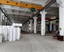 (出租)礼嘉800平标准厂房出租,行车车间,层高9米,大车可进