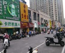 (出租)建邺核心商圈万达广场沿街门面 10米门宽超大展示面 业态不限