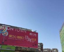 南京江宁禄口 中南棉花糖 地铁口 沿街旺铺 可餐饮