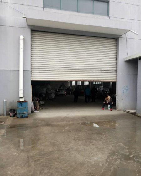 (出租)江宁秣陵工业区900平标准9米高带行车大车好进出